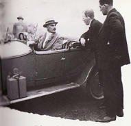 SF Edge was a larger than life character, a successful business man and master publicist. He promoted the first lady racing driver as a stunt which turned into uproar when she won her class at the Southport Speed Trials in 1903!